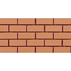 Brick, Common, Clay with Corners
